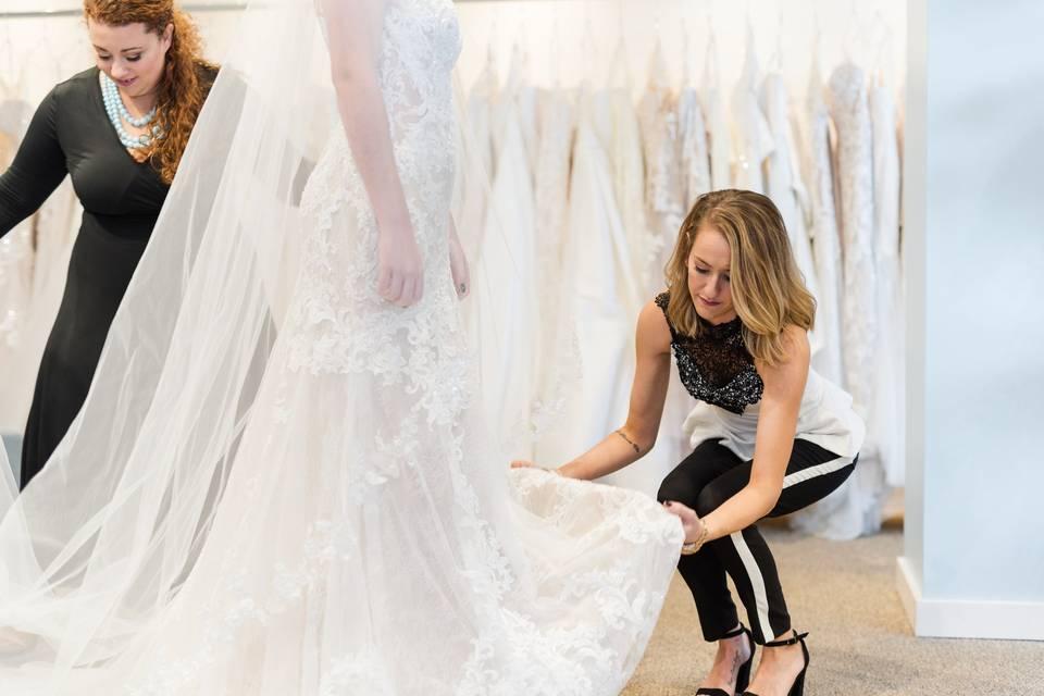 Belle Amour Bridal