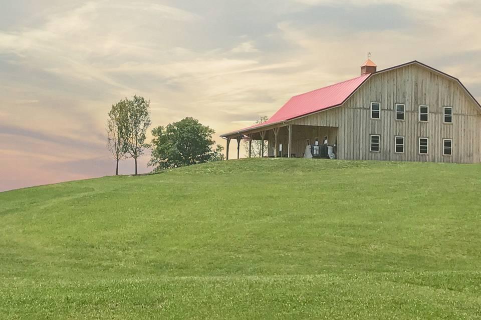 Main barn venue