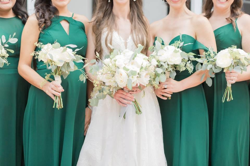 Cara's wedding