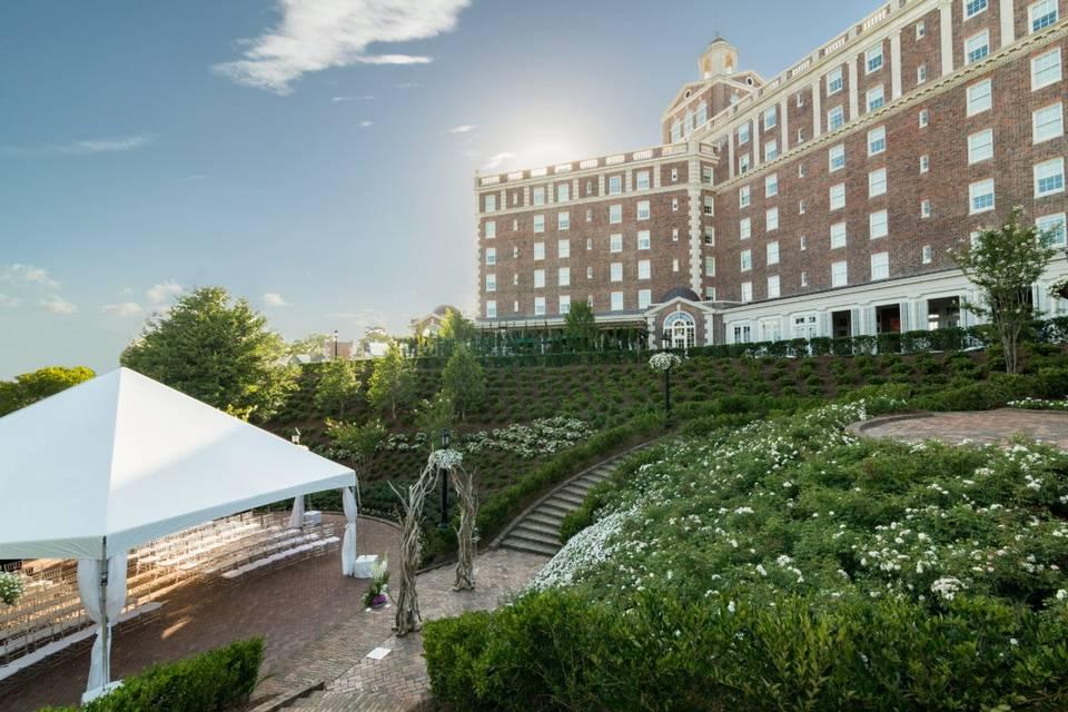 The Historic Cavalier Hotel