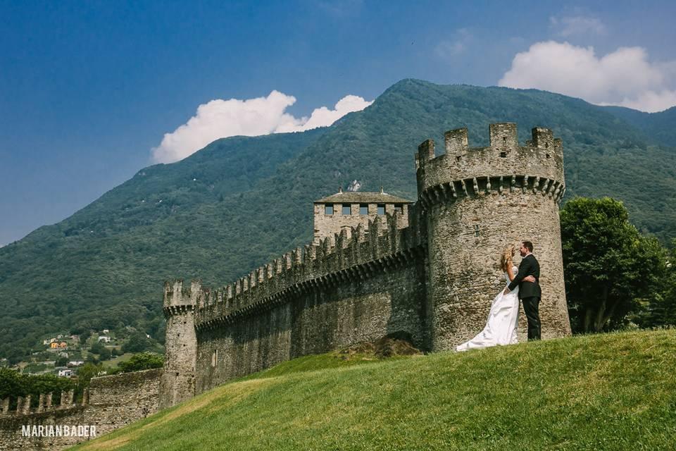 Lugano Wedding
