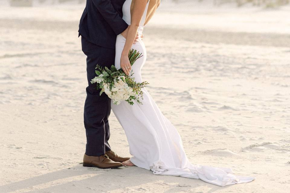 Bride and Groom - HHI