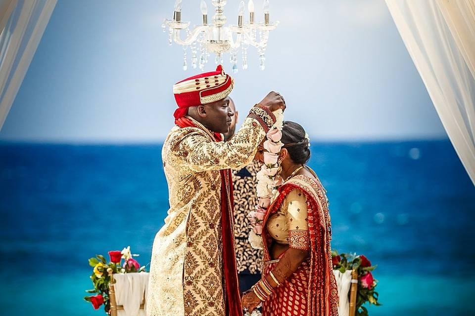 Hindu ceremony A&M