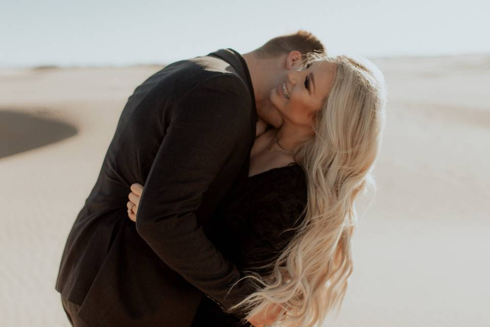 Dune engagement sessions
