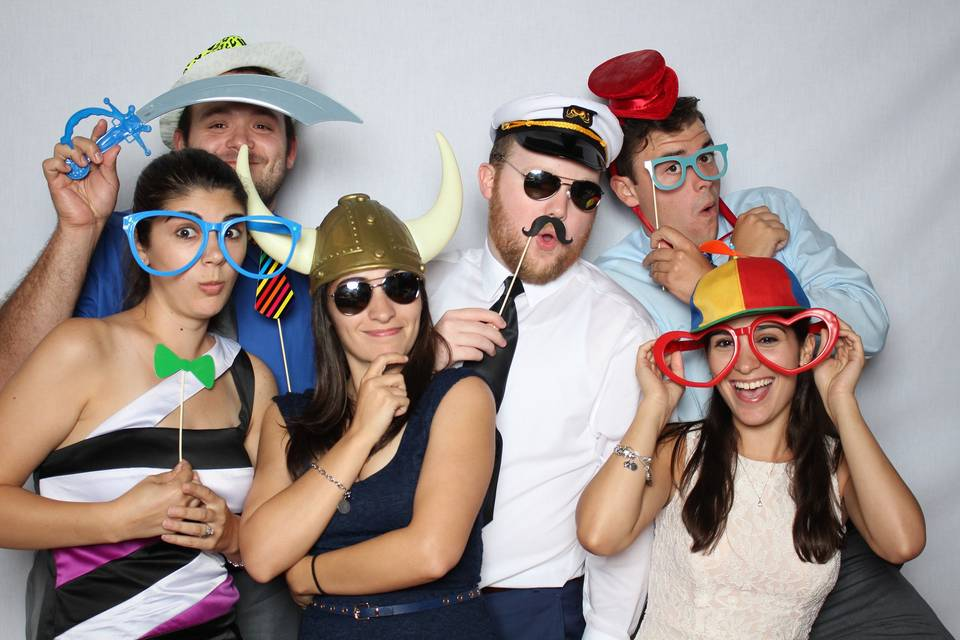 Take Two Photo Booths