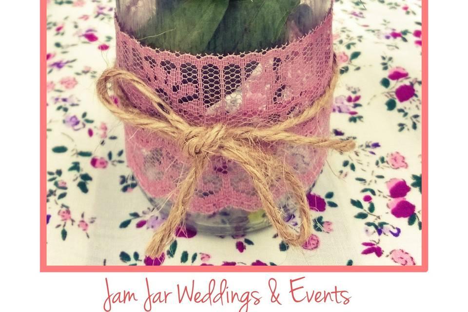 Jam Jar Weddings and Events