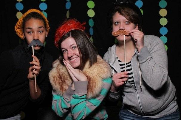 The Mustache & Monocle Photo Booth Co.