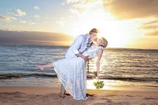 A Perfect Paradise Wedding