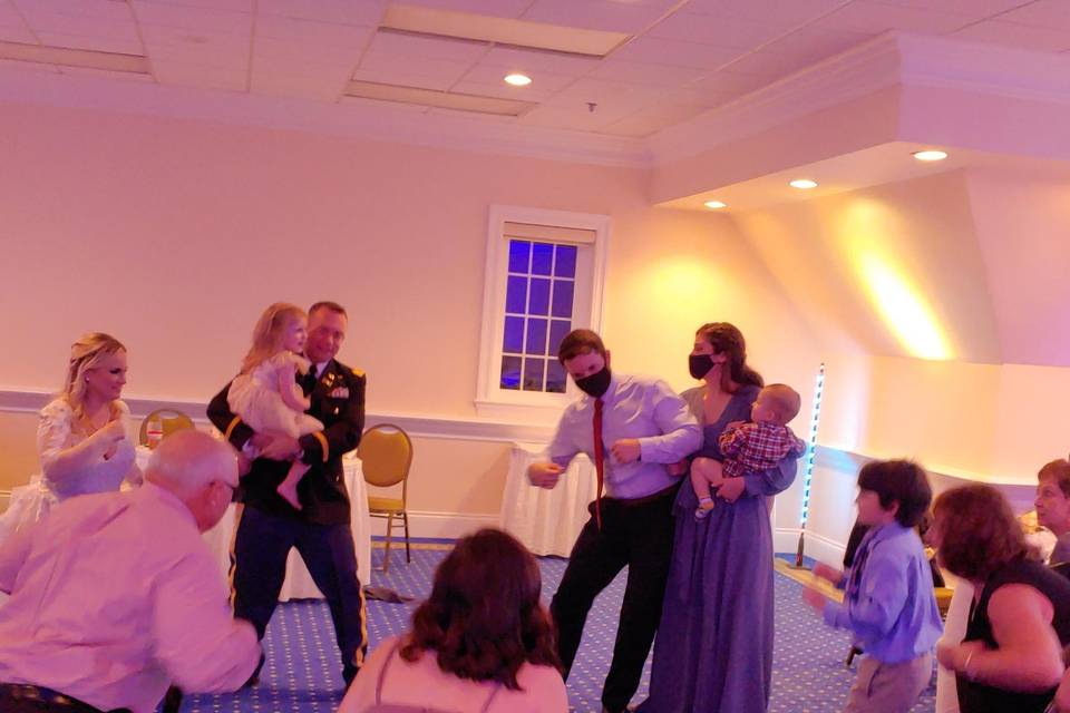 Paul & Heather Marcinko's Vow