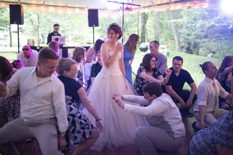 Wedding, Blacksburg, VA