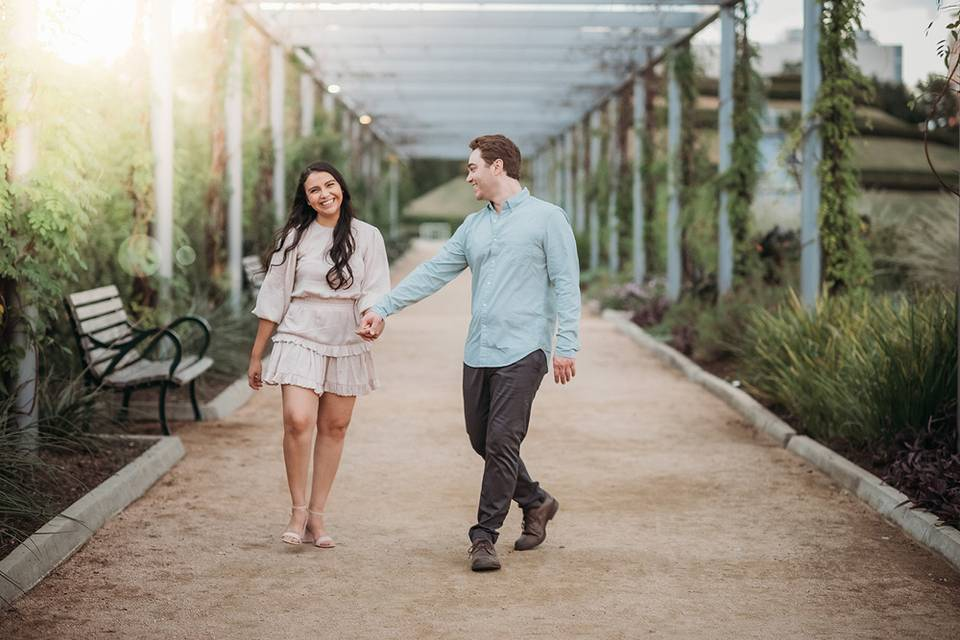 Engagement Session at McGovern
