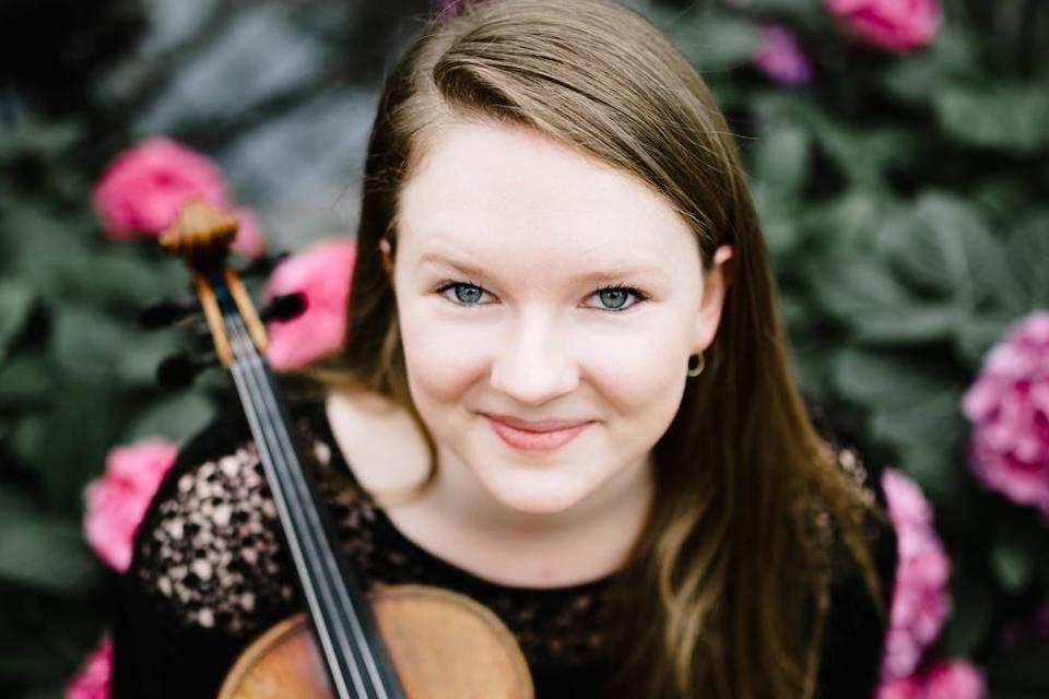 Kelsey Ferguson-Violin