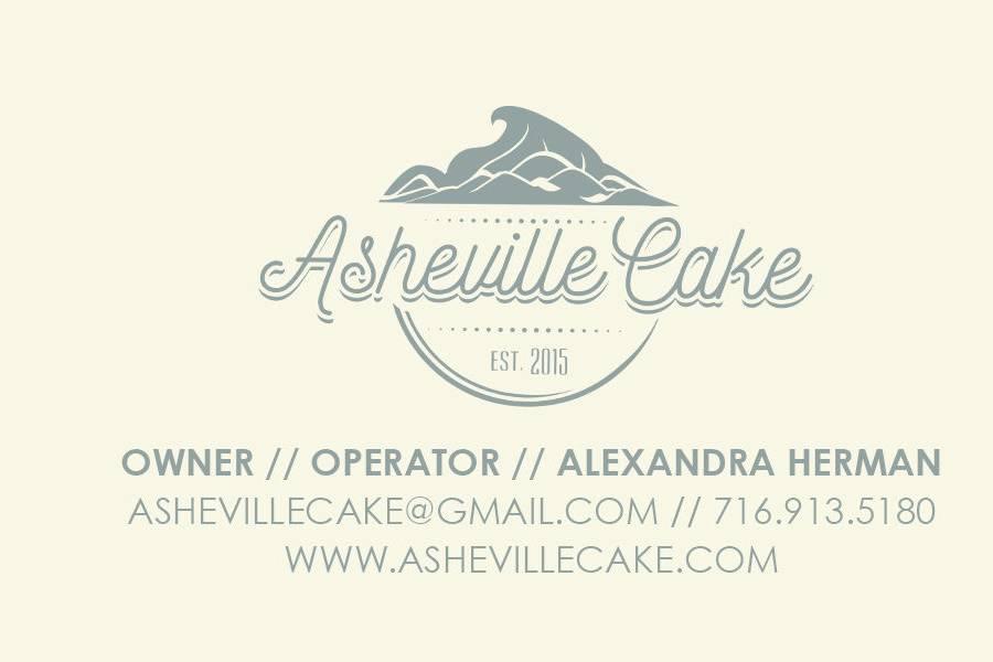 Asheville Cake