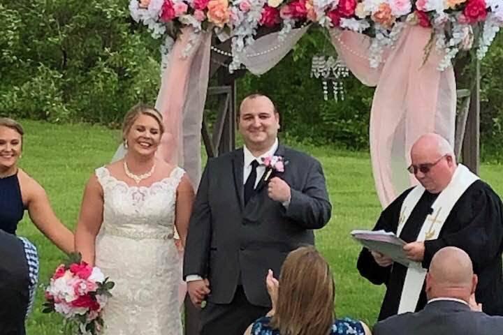 Lizton Barn Wedding