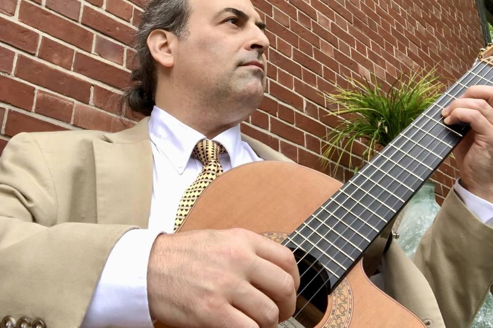 Tim Maynard, Classical Guitar