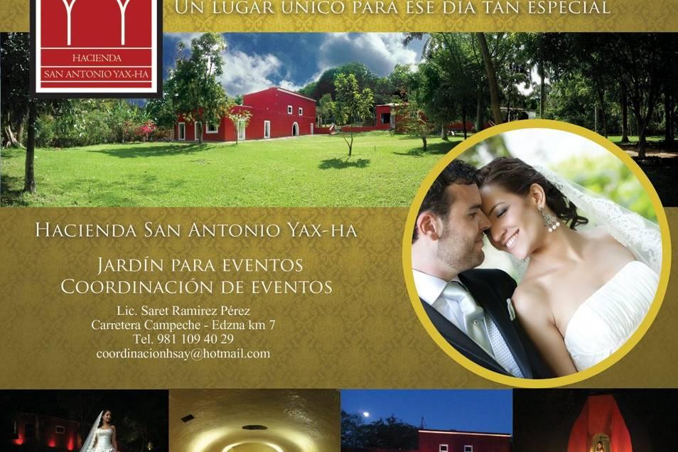 Hacienda San Antonio Yax-Ha