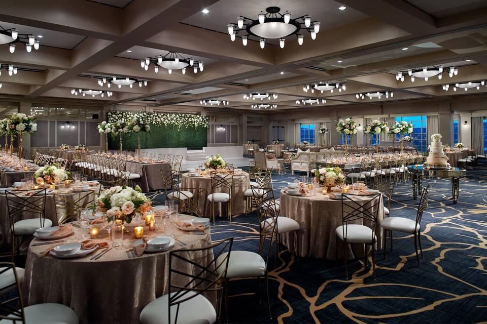 Darrell K Royal Ballroom