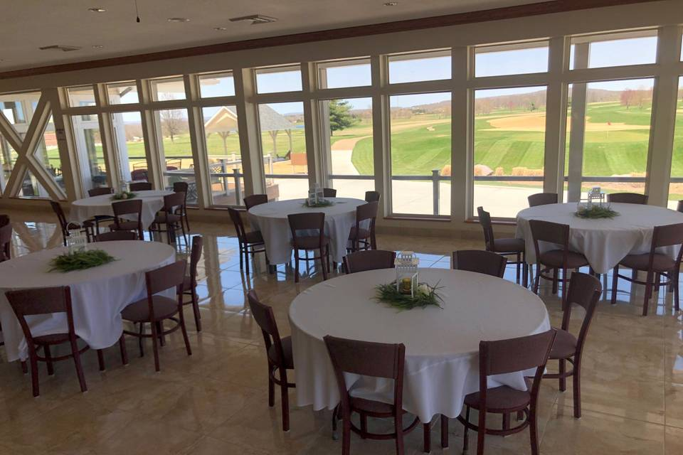 Crown Point Golf Club & Resort