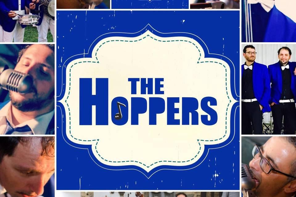 THE HOPPERS - Italian Swing - Jazz - Rock'n Roll