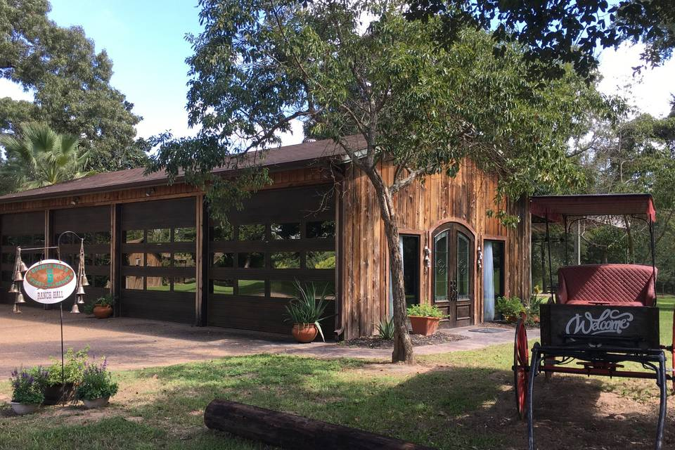 Ranch Hall VENUE