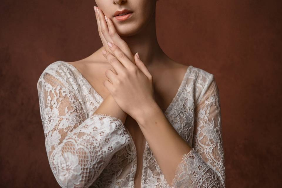 Studios Bridal Portrait