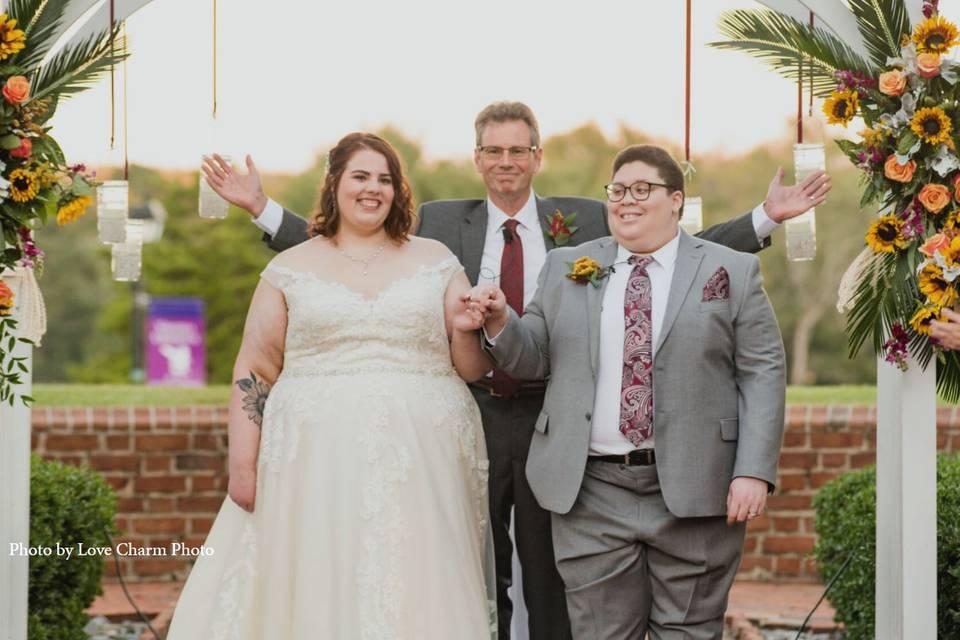 Choose Love - Peter Holleran Wedding Officiant
