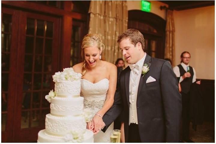 Amanda Jameson Weddings