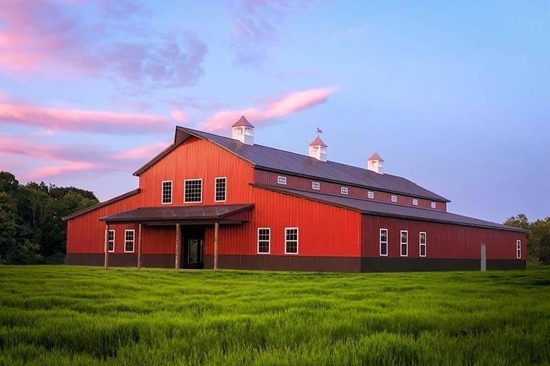 Sugar Spring Ranch Barn