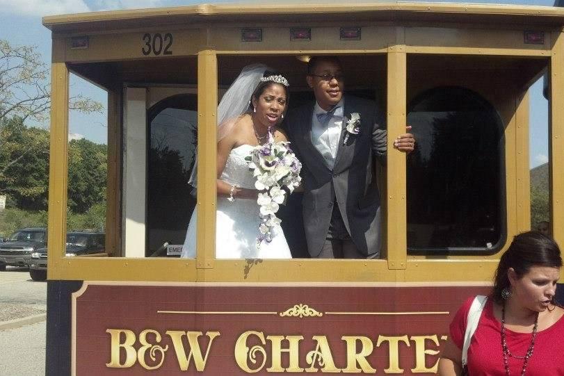 B & W Charters