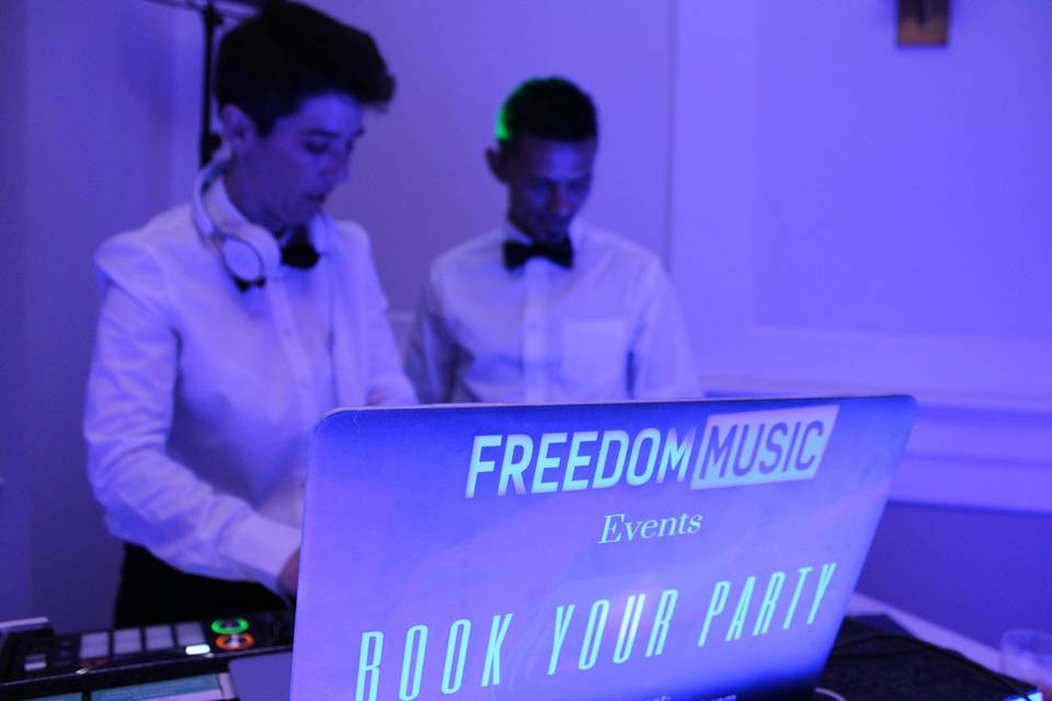 Freedom Music Events