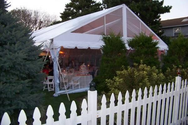 Wedding in Garden LBI NJ