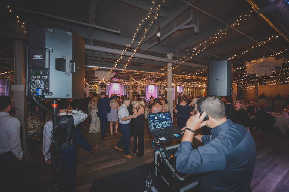 Keeping the dance floor packed