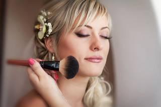 Natural Look Bridal Makeup
