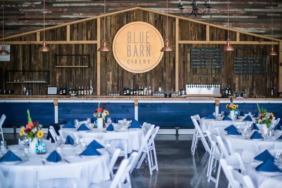 Pomona at Blue Barn