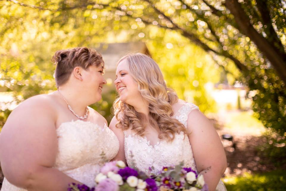 Married: American Fork Canyon