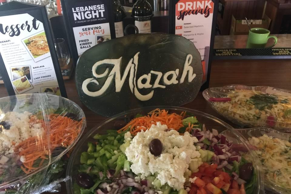 Mazah Mediterranean Eatery