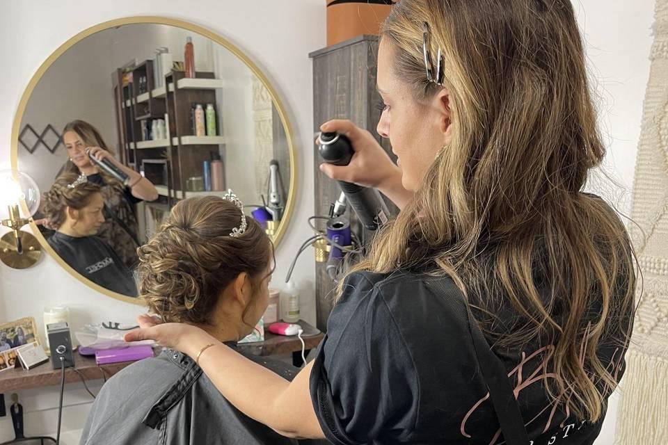 Blush Hair Studio