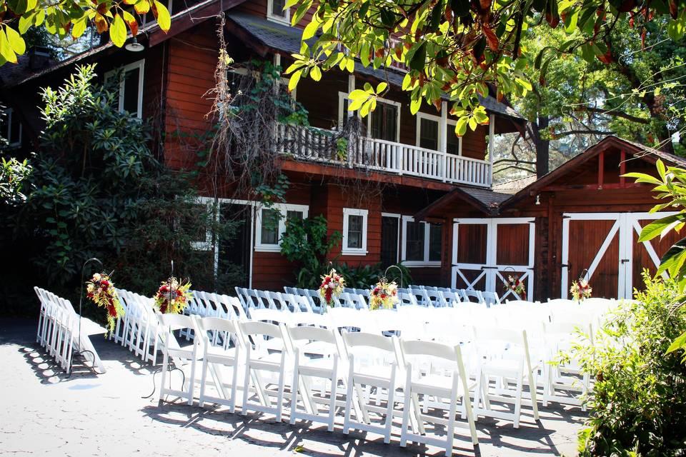 Graber Olive House
