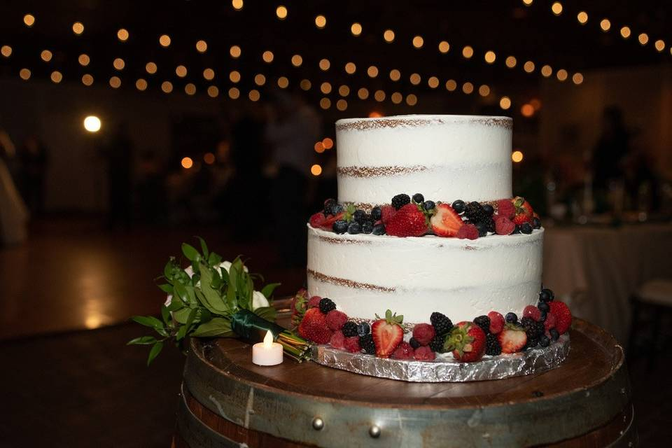 Wedding Cake Bliss