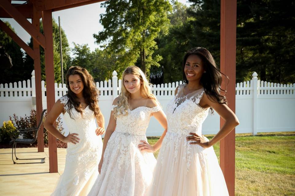 Some of our beautiful models
