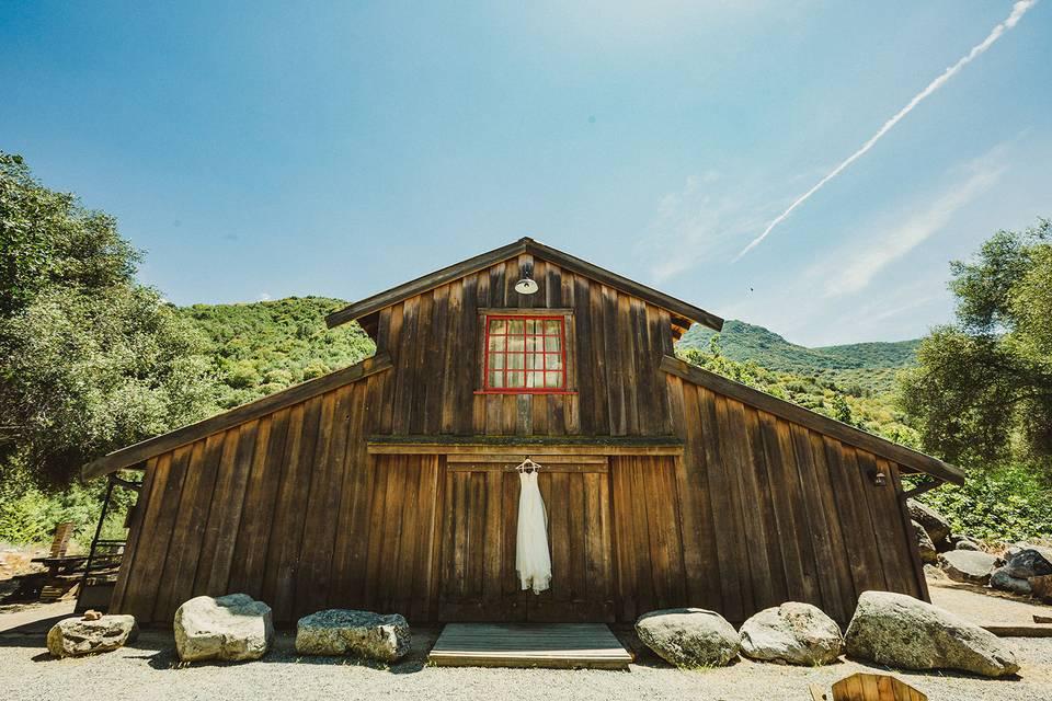 Redwood Ranch, Three Rivers
