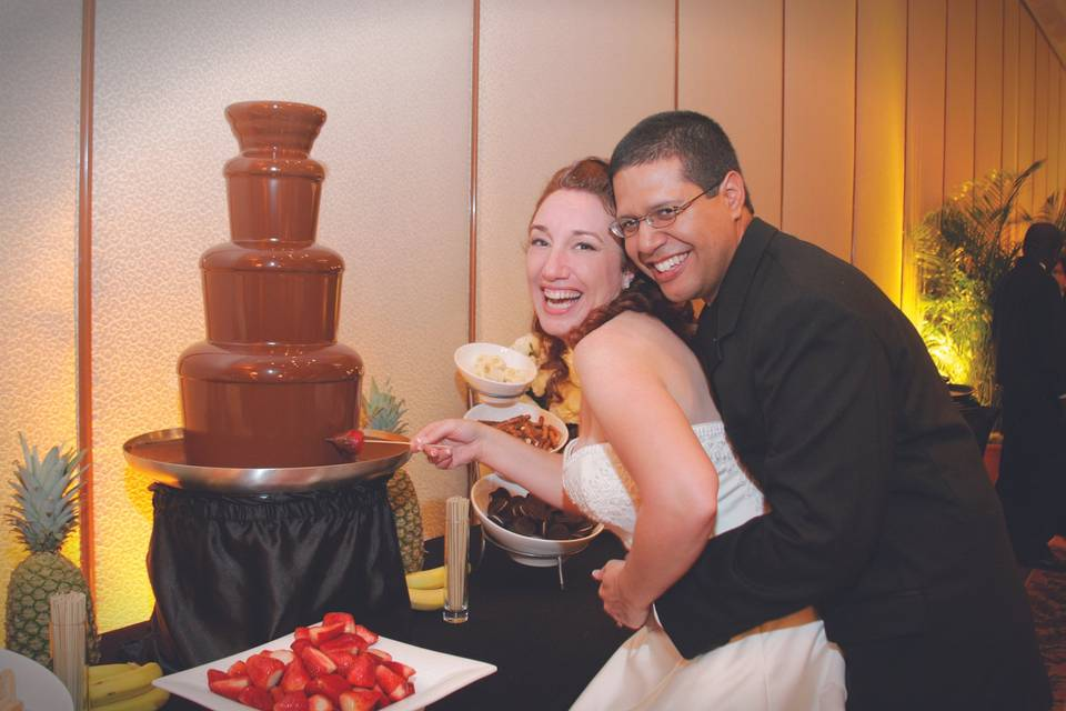 Chocolate Fountains of South Florida