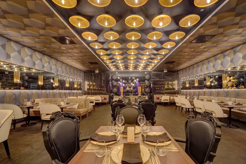 Prime 787 steakhouse