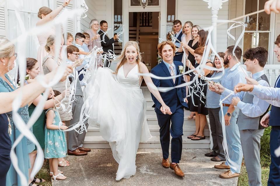 Vannoy Wedding