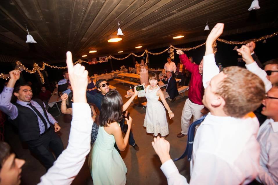 Kleinheksel Wedding, 2015