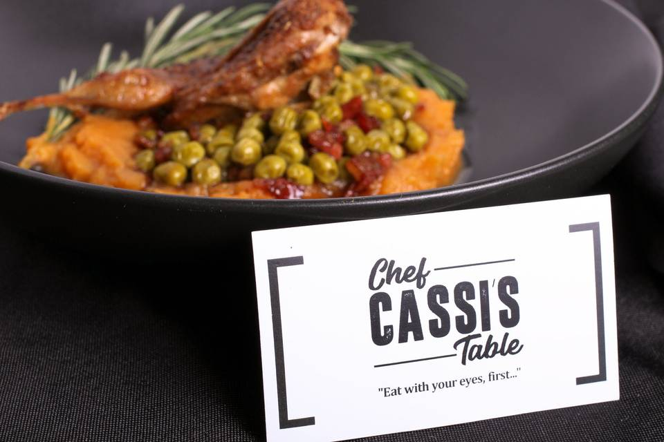 Chef Cassi's Table
