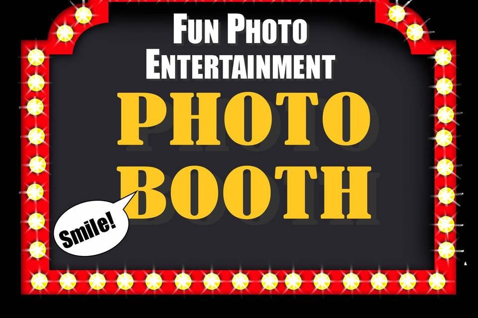 Fun Photo Entertainment Photo Booth