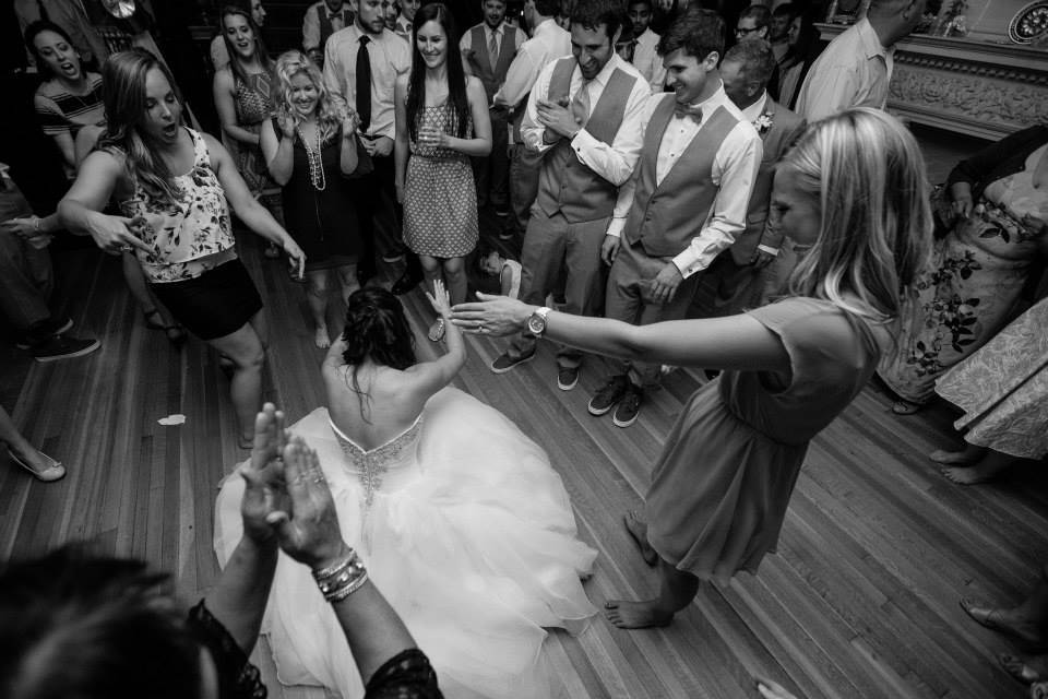 Dillon House Wedding