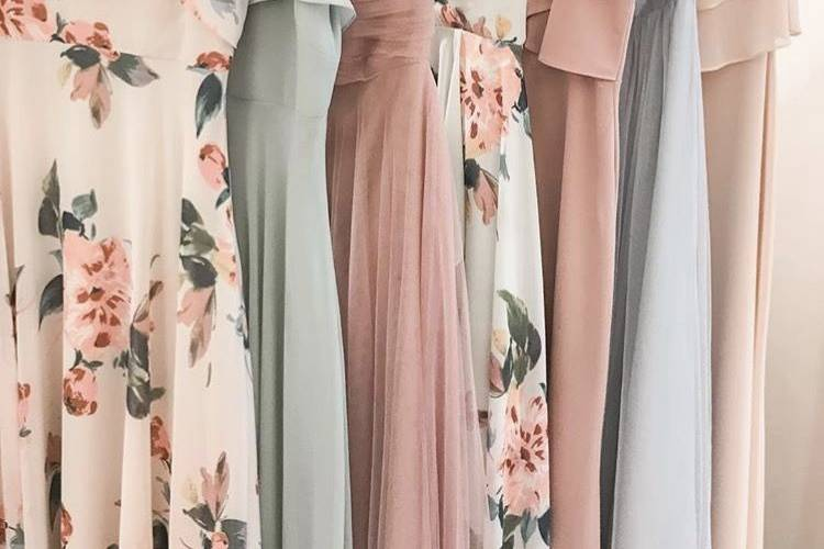 Floral selection