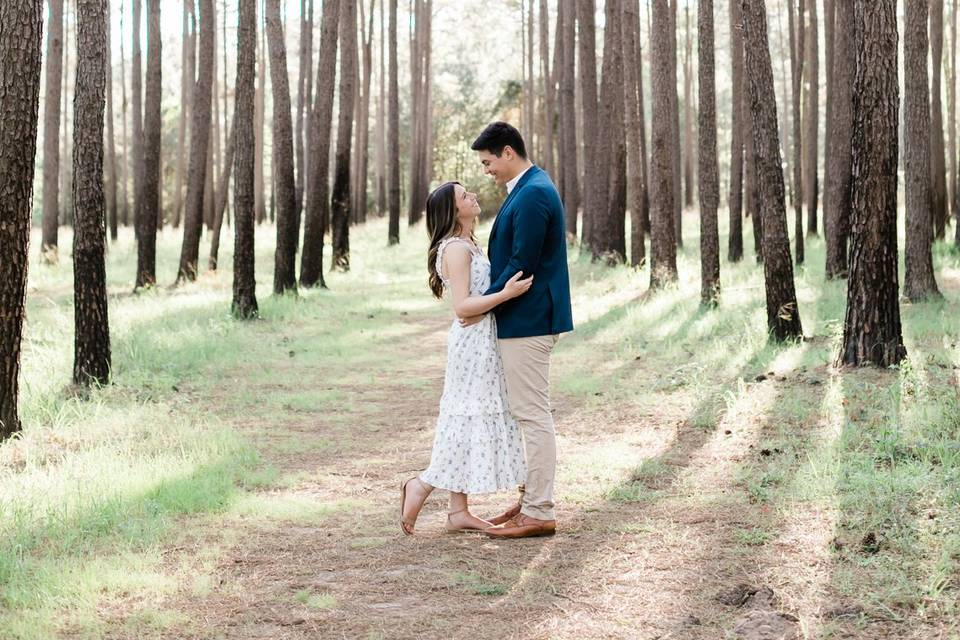 The Woodlands Engagement